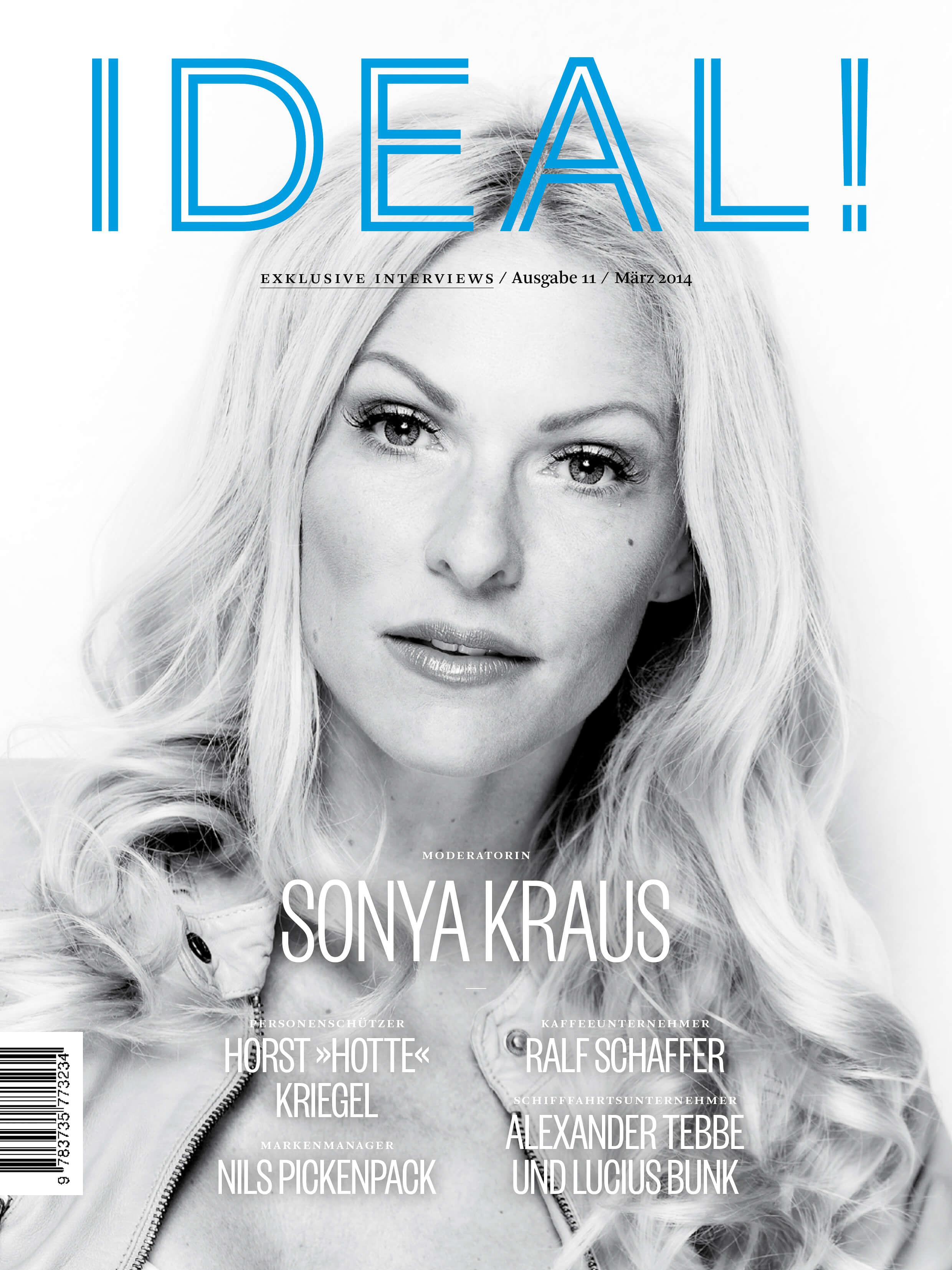 Ideal! Interview Magazin