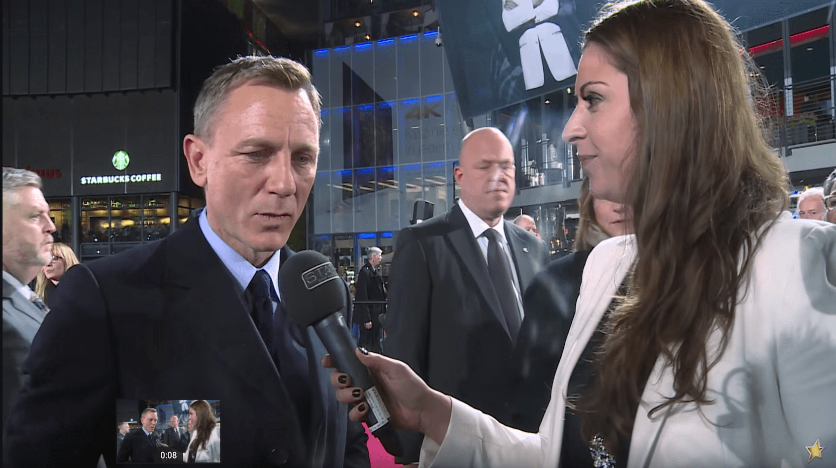 Interview mit Daniel Craig