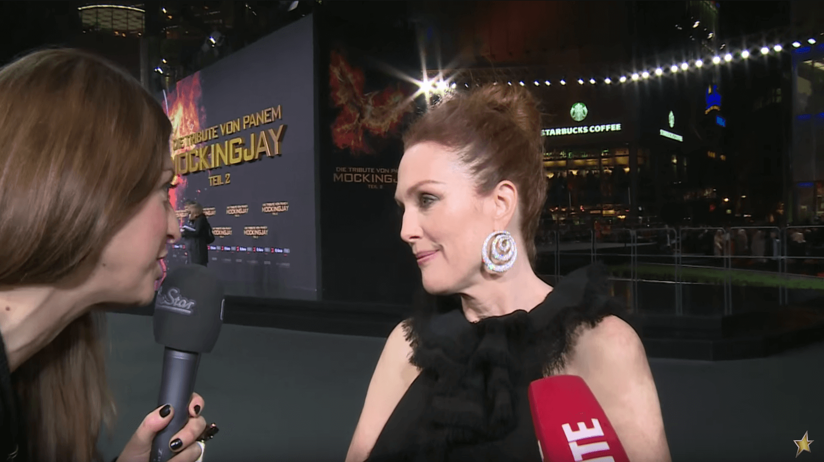 Interview mit Julianne Moore