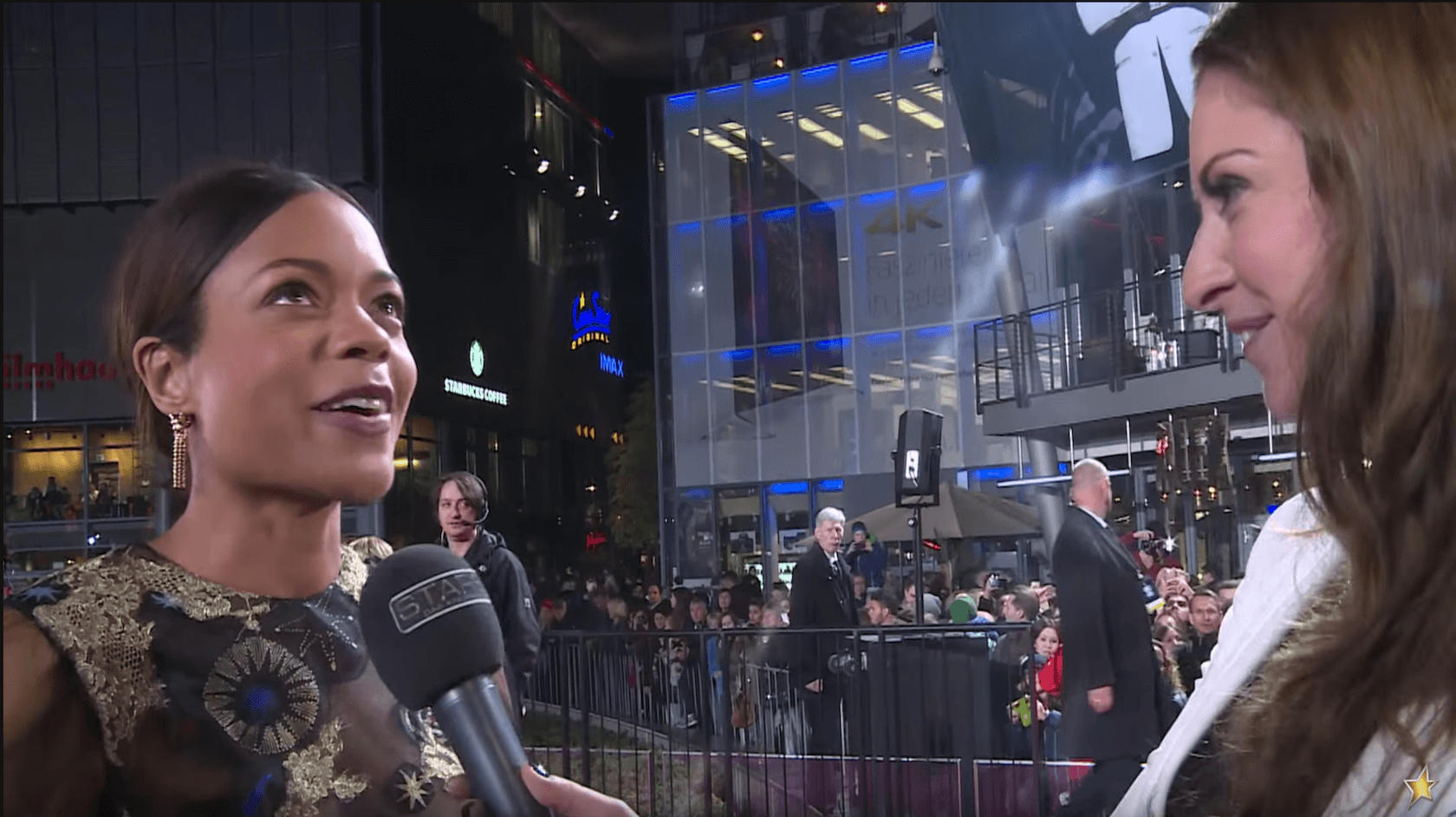 Interview mit Naomie Harris